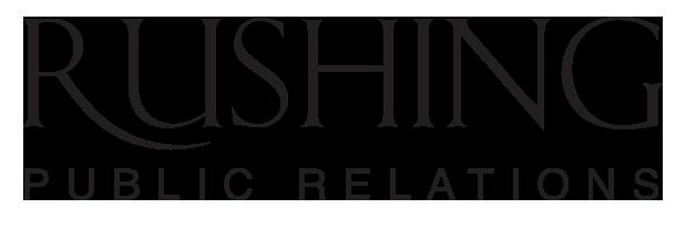 Rushing logo black